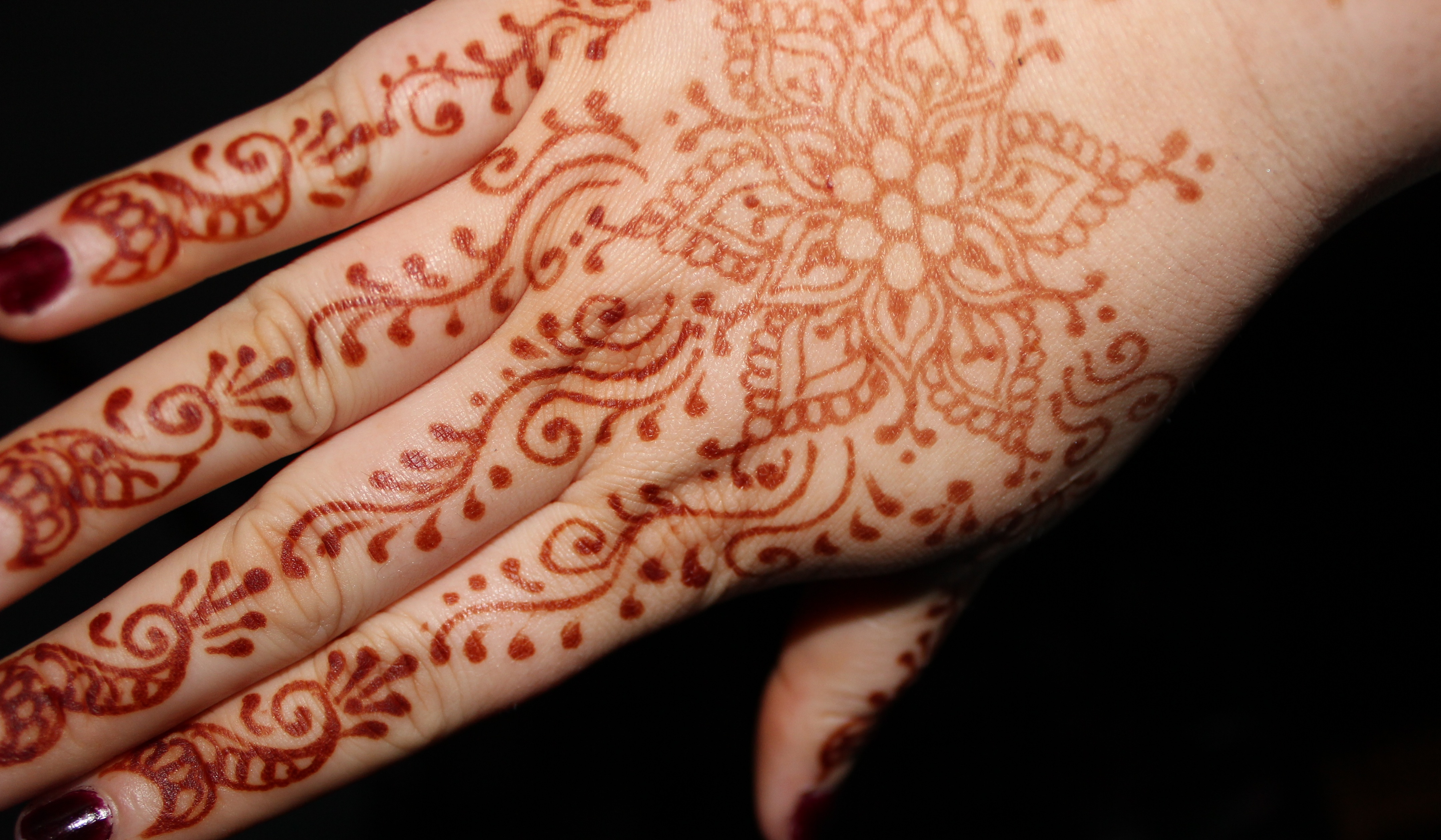 Henna Hands Pictures Images Pics