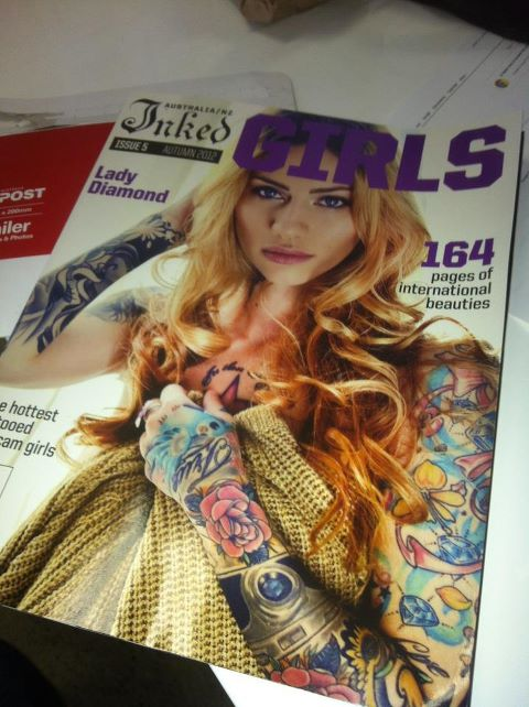 Inked Girls Issue 5 Review