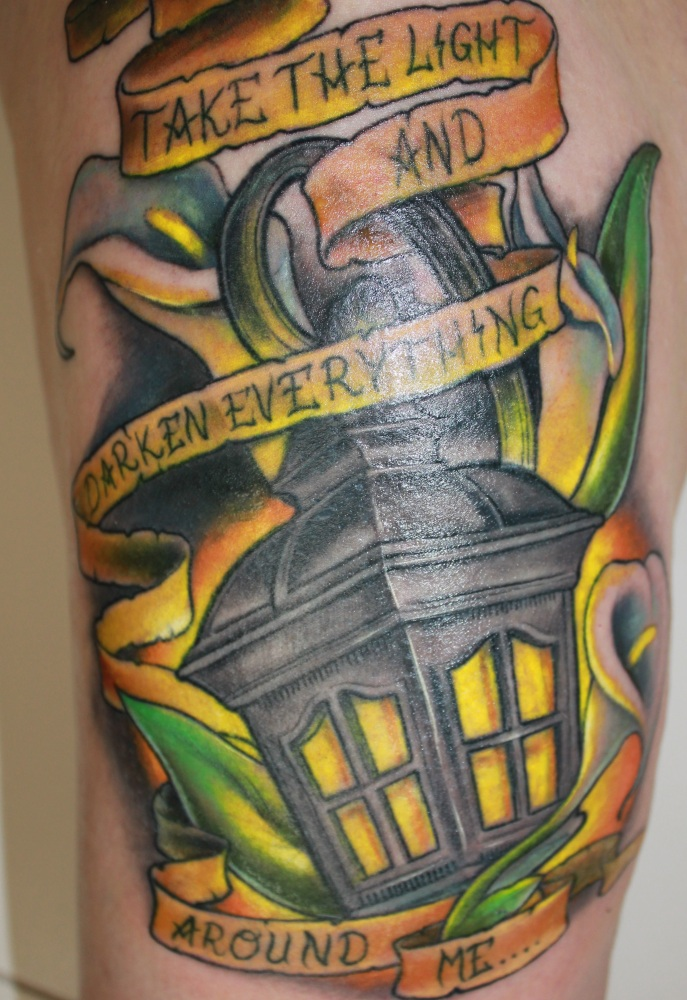 Seether Tribute Tattoo (2/2)