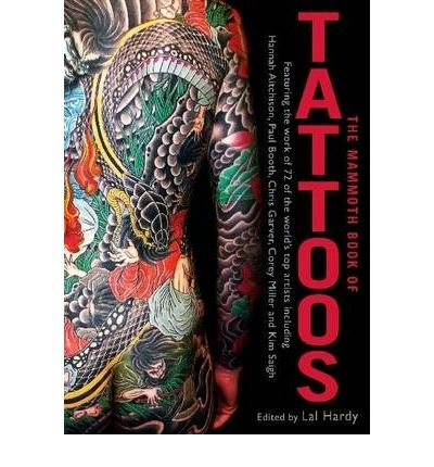 mammoth books tattoos lal hardy