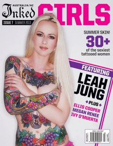 inked girls 7 summer 2012 2013