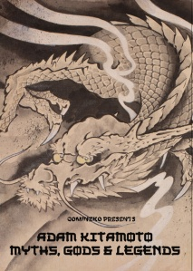 adam kitamoto myths gomineko book